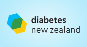 Diabetes NZ Logo